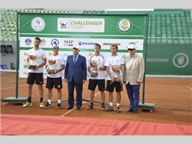 MERSİNCUP ATP CHALLENGER  - 2014